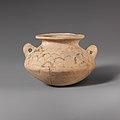 Terracotta alabastron (jar) MET DP121158.jpg