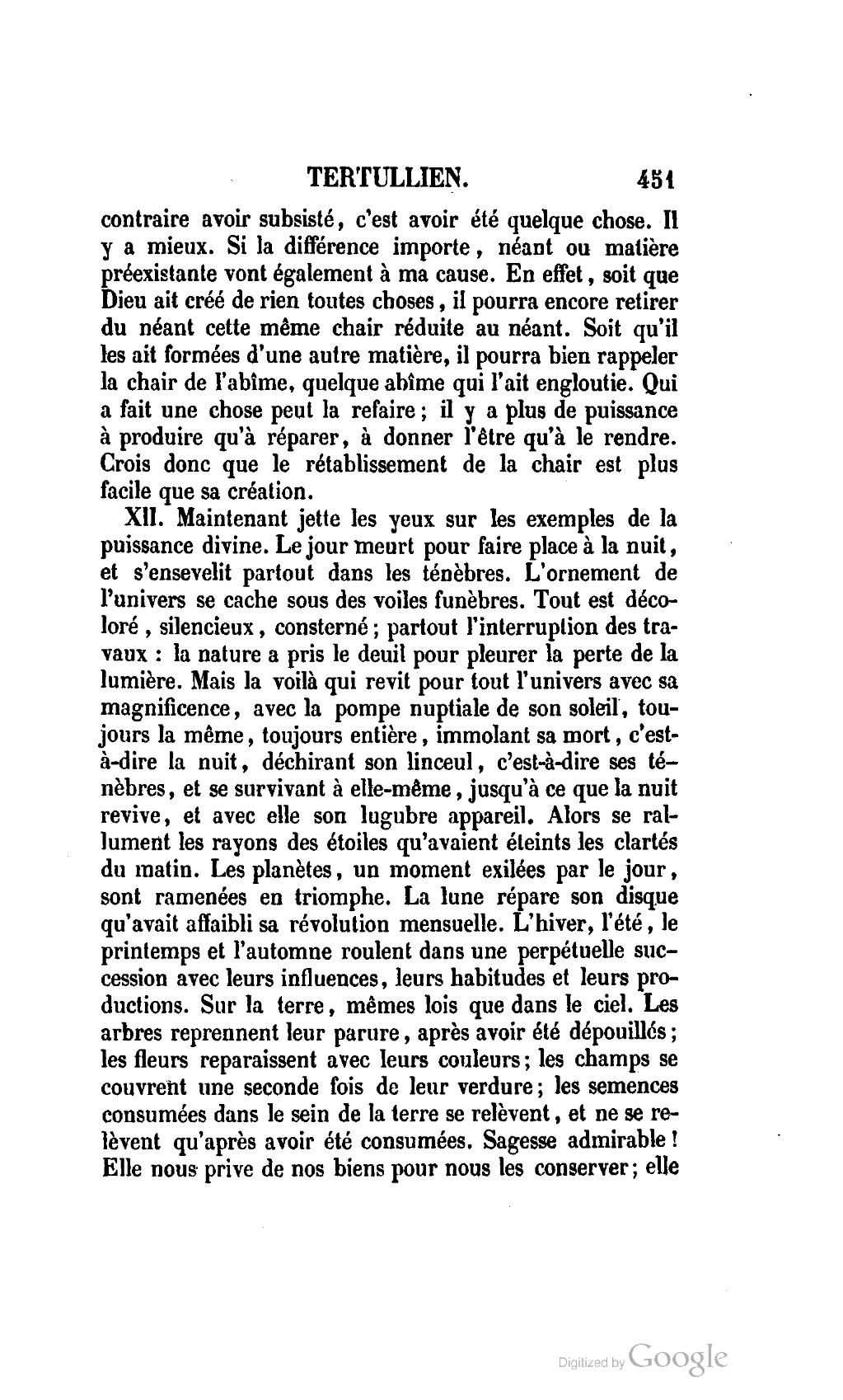page tertullien uvres compl tes traduction genoud 1852 tome wikisource. Black Bedroom Furniture Sets. Home Design Ideas