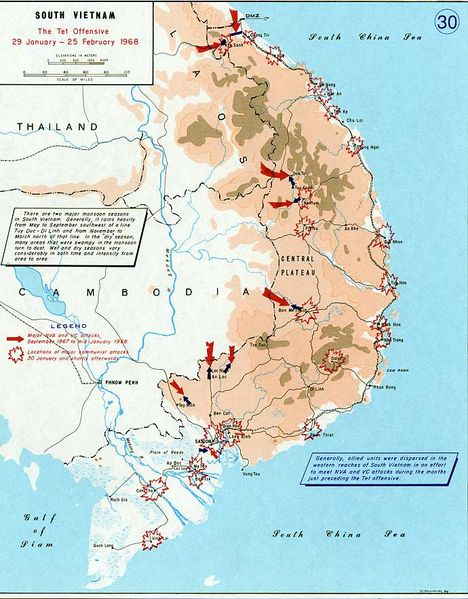 tet offensive reason for the united The tet offensive was not about americans the tet offensive had the battle for hue has rightly gone down in the lore of the united states.