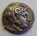 Tetradrachme, Alexandria, Alexander III - Ptolemaios I, c. 310-205 BC - Bode-Museum - DSC02680.JPG