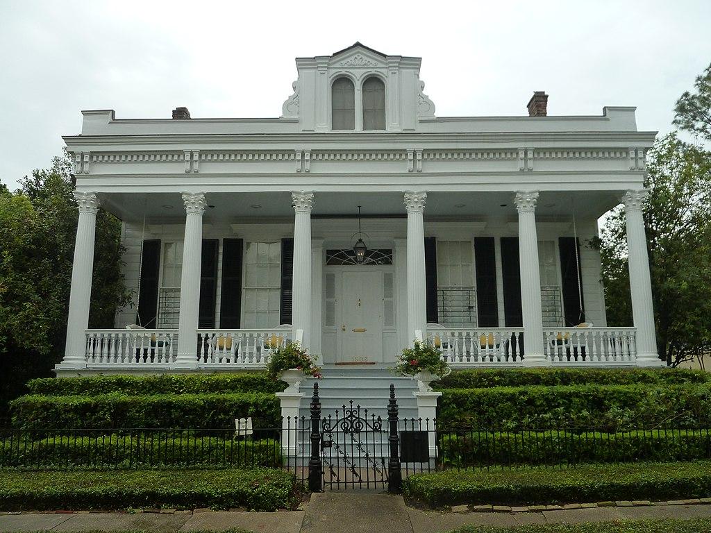 File Tewell House New Orleans Louisiana Jpg Wikimedia
