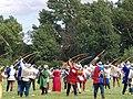 Tewkesbury Medieval Festival 2008 - Archers.jpg