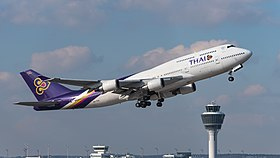 Thai Airways International Boeing 747-4D7 HS-TGX MUC 2015 08.jpg