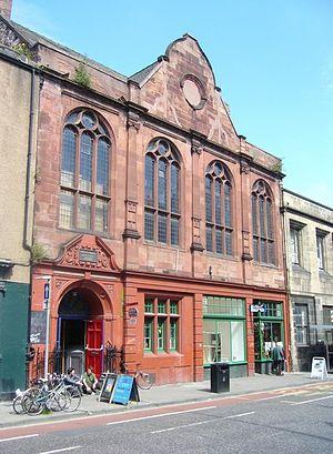 Edinburgh University Settlement - 3 Bristo Place