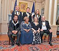 The 2016 Kennedy Center Honorees Pose for a Photo (31289768961).jpg