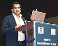 The CEO, NITI Aayog, Shri Amitabh Kant addressing a meeting of Central Public Sector Enterprises (CPSE) Chiefs to seek CSR role in Aspirational District programme, in New Delhi on July 24, 2018.JPG