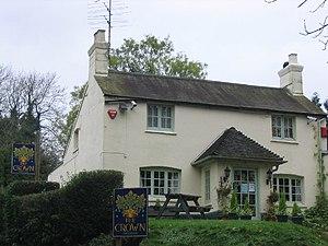 Axford, Hampshire - Image: The Crown Inn, Axford geograph.org.uk 72859