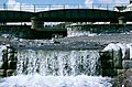 The Dawlish Water runs under the Railway and onto the Beach - geograph.org.uk - 997914.jpg