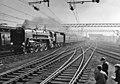The Down 'Broadsman' passes Stratford Station - geograph.org.uk - 2054608.jpg