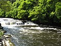 The Falls of Clyde at New Lanark - geograph.org.uk - 1319606.jpg