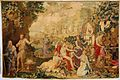 The Festival of Psyche, with Mercury from a set of Mythological Subjects after Giulio Romano MET DT4751.jpg