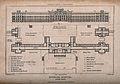 The Hospital of Bethlem (Bedlam), St. George's Fields, Lambe Wellcome V0013728.jpg