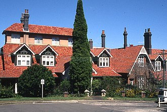 Charles Webster Leadbeater - The Manor, Sydney, Australia, where Leadbeater stayed from 1922 to 1929