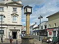 The Millennium Clock, Yeovil - geograph.org.uk - 1429899.jpg