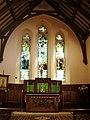 The Parish Church Of Immanuel, Oswaldtwistle, Altar - geograph.org.uk - 610374.jpg