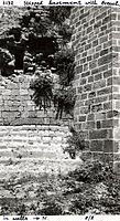 The Police station and Acre Wall. Acre, Old City (SRF 5; 284).III.jpg