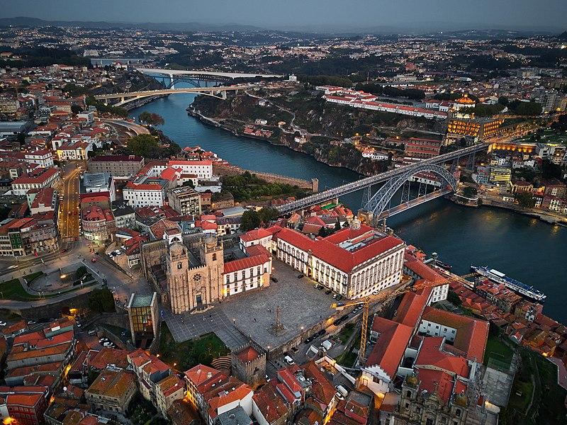 Caminho para Compostela por Portugal