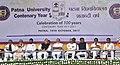 The Prime Minister, Shri Narendra Modi at the Centenary Celebrations of Patna University, in Patna, Bihar (2).jpg