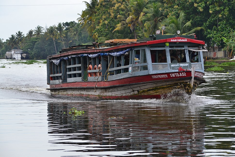 The Public Transport Through Waters in Kerala
