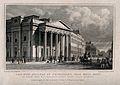 The Royal College of Physicians, Trafalgar Square; the eleva Wellcome V0013845.jpg