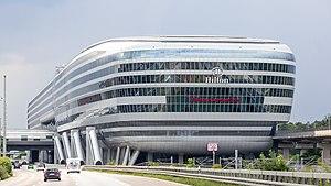 Flughafen - Image: The Squaire, Frankfurt am Main 1060