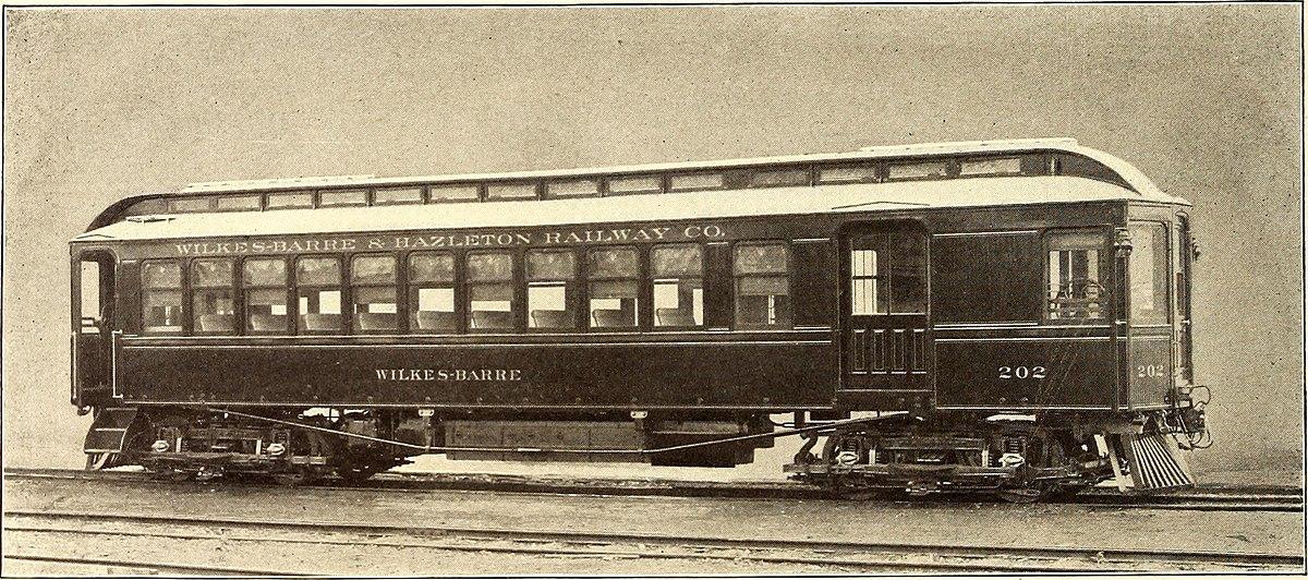 Wilkes Barre And Hazleton Railway Wikipedia