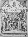 The Sudarium Supported by St Peter and St Paul LCZ.jpg
