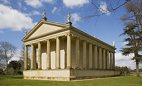 The Temple of Concord and Victory, Stowe Landscape Gardens.JPG