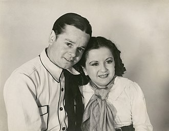 The Terror of Tiny Town - Billy Curtis and Yvonne Moray