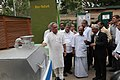 The Union Minister of Rural Development, Drinking Water and Sanitation, Shri Jairam Ramesh, the Defence Minister, Shri A. K. Antony and the Minister of State for Chemicals and Fertilizers (1).jpg