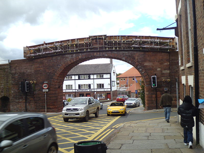 File:The Watergate in Chester.JPG