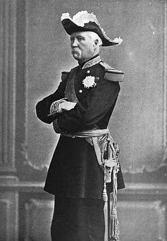 Patrice de MacMahon, Duke of Magenta - Marshal MacMahon.