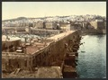 The harbor from the lighthouse, Algiers, Algeria-LCCN2001697802.tif
