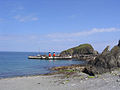 The landing stage, Lundy island - geograph.org.uk - 414166.jpg