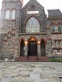 The local Irish Church at site of John Brown's Slave rebellion from 1859.jpg