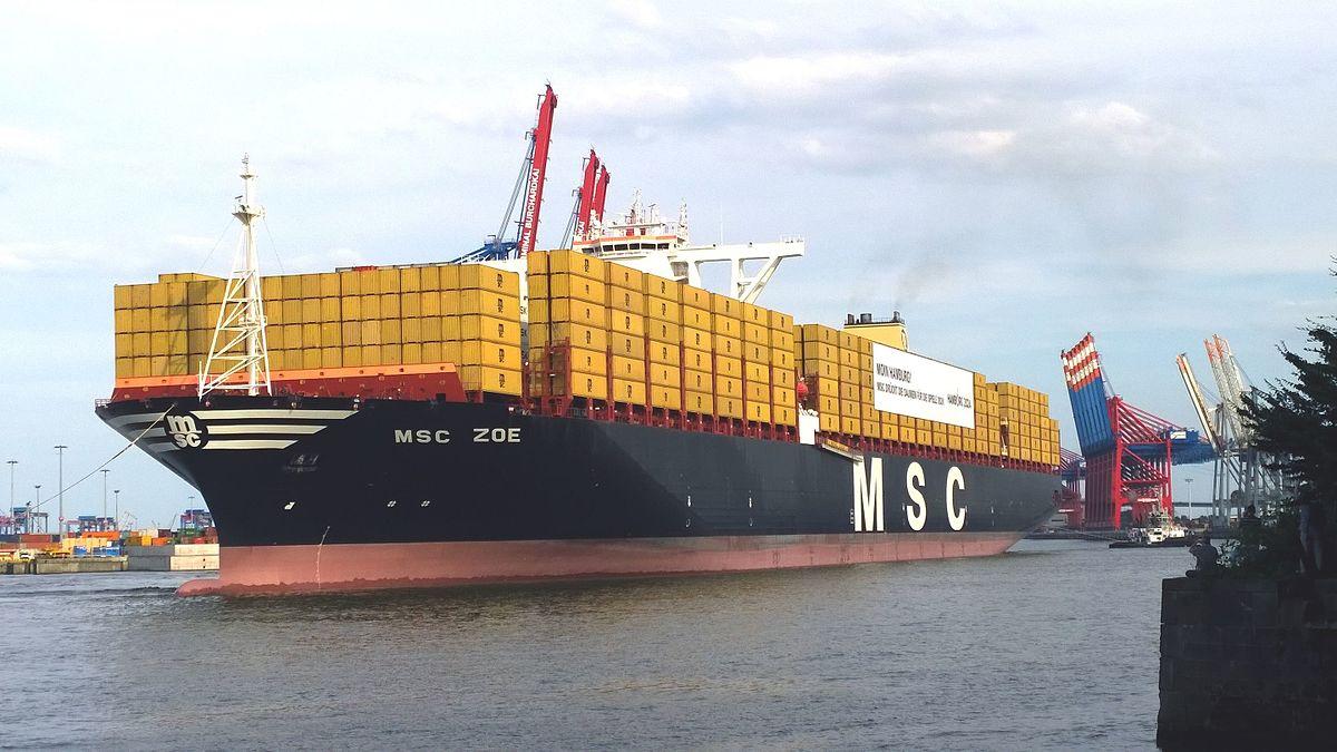 MSC Zoe - Wikipedia