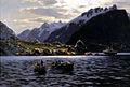 Themistokles von Eckenbrecher Fiord w Norwegii.jpeg