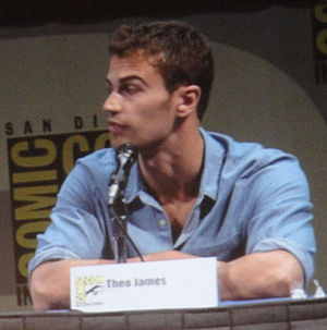 Theo James - James in 2011
