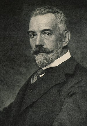 Theobald von Bethmann-Hollweg - Bethmann-Hollweg in 1914