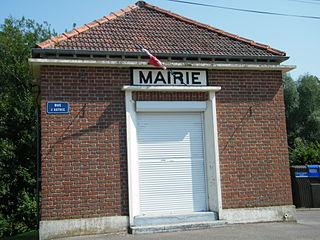 Thièvres, Somme Commune in Hauts-de-France, France