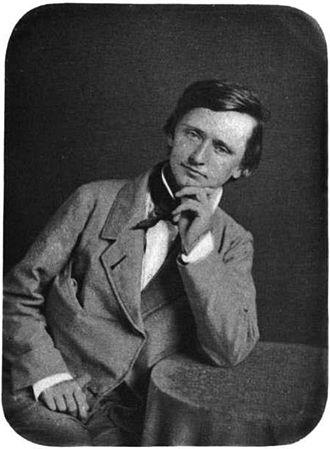 Thomas Buchanan Read - Thomas Buchanan Read at age 28