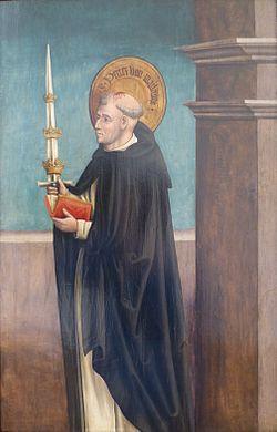 Petrus von Mailand festménye 1515 körül
