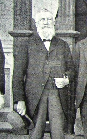 Thomas Charles Scanlen - Scanlen in later life in Rhodesia