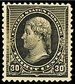 Thomas Jefferson33 1890 Issue-30c.jpg