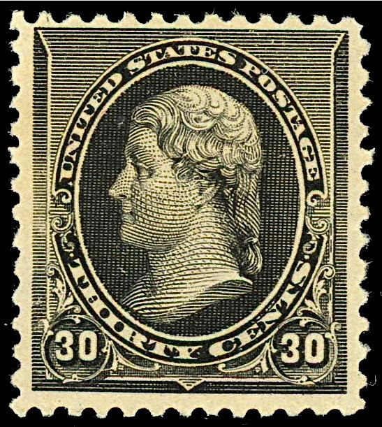 Thomas Jefferson33 1890 Issue-30c