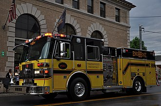 Thornwood, New York - Image: Thornwood FD3