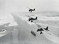 Three RAF Westland Lysanders over Suez canal (4873563428).jpg