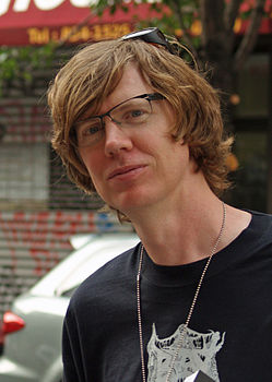 Thurston Moore al Brooklyn Book Festival