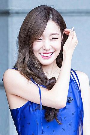 Tiffany Hwang - Tiffany in September 2017