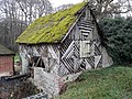 Timber outbuilding, Attleford, Surrey.jpg